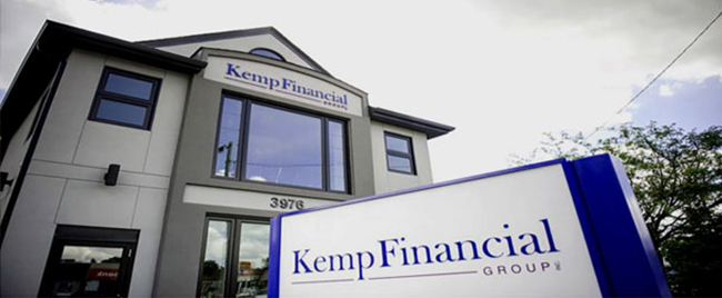 Kemp Financial Group Wealth Professional Magazine Oakville