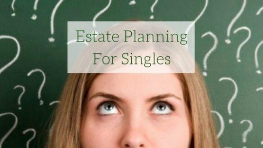 Estate Planning For Not Married Kemp Financial Group Toronto Burlington Oakville.