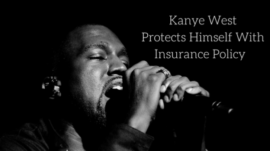 Kanye West Hospitalization Leads to Payout. Kemp Financial Group Toronto GTA Markham Burlington Oakville.
